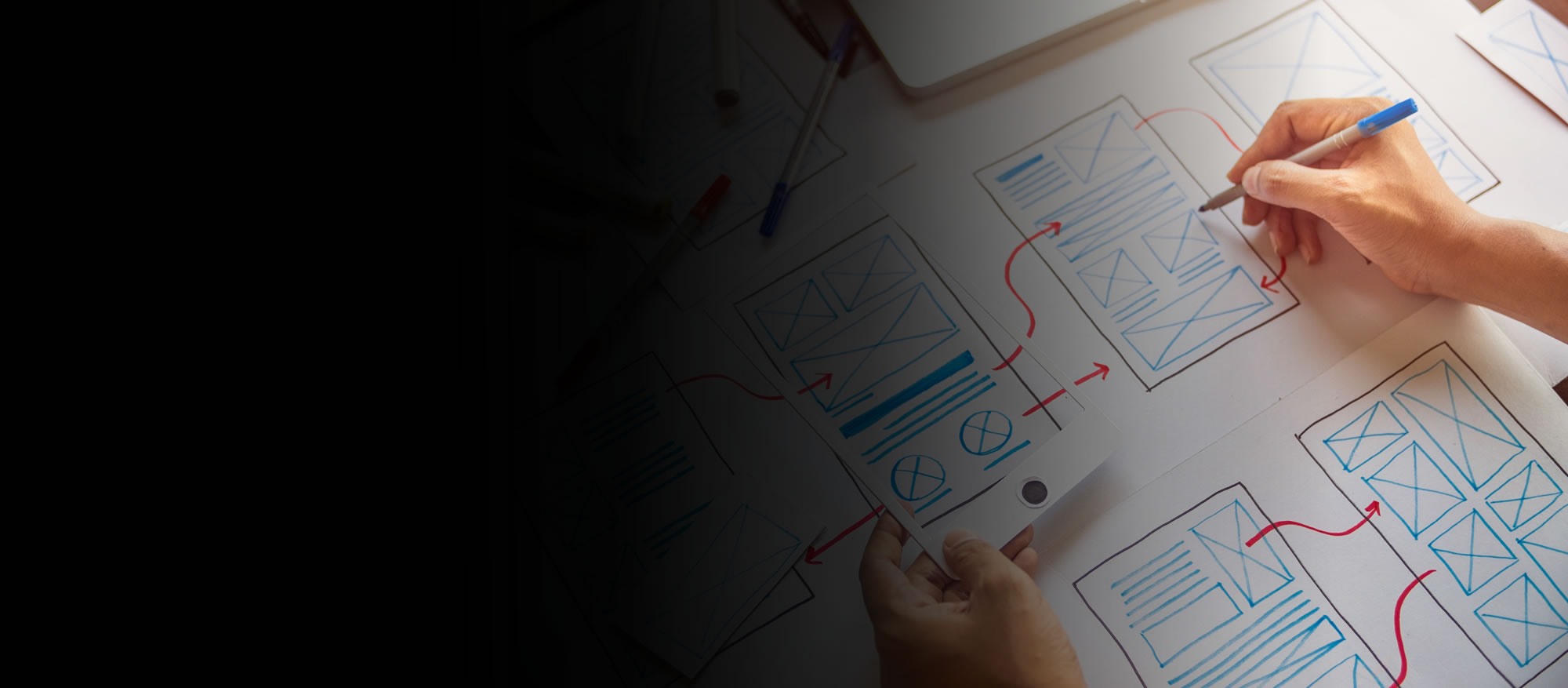 Designing a dental marketing website